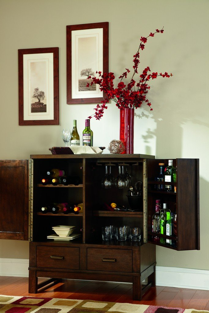 Amazon.com - Ashley Furniture Signature Design - Watson Dining Room ...