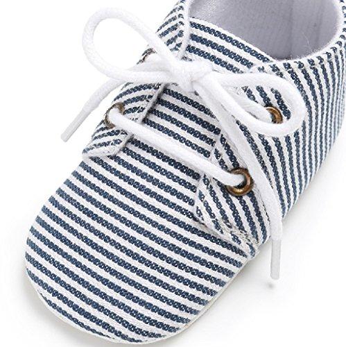 12 Primeros Suave Zapatilla 6 18 6 Para Auxma De Del Bebé Suela 12 Antideslizante Zapatos Deporte 3 La Mes Caminar Lona w7xUBCtCq