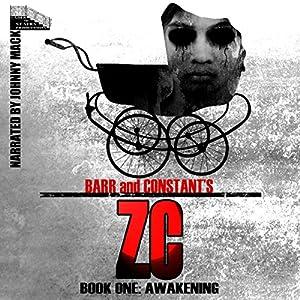 Z Children: Awakening, Book 1 Audiobook