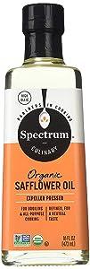Spectrum Organic Safflower Oil, 16 Fl Oz