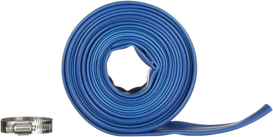 Amazon.com: Blue Devil Manguera de retrolavado de 25 pies ...