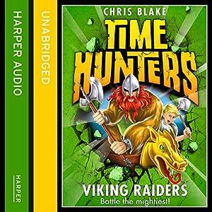 Viking Raiders Audiobook
