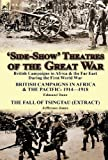 'Side-Show' Theatres of the Great War, Edmund Dane and Jefferson Jones, 1782821465