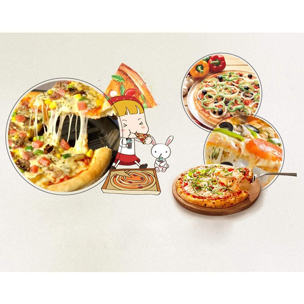 LiRuShop Bandejas para Horno Bandeja de Pizza para Horno Bandeja ...