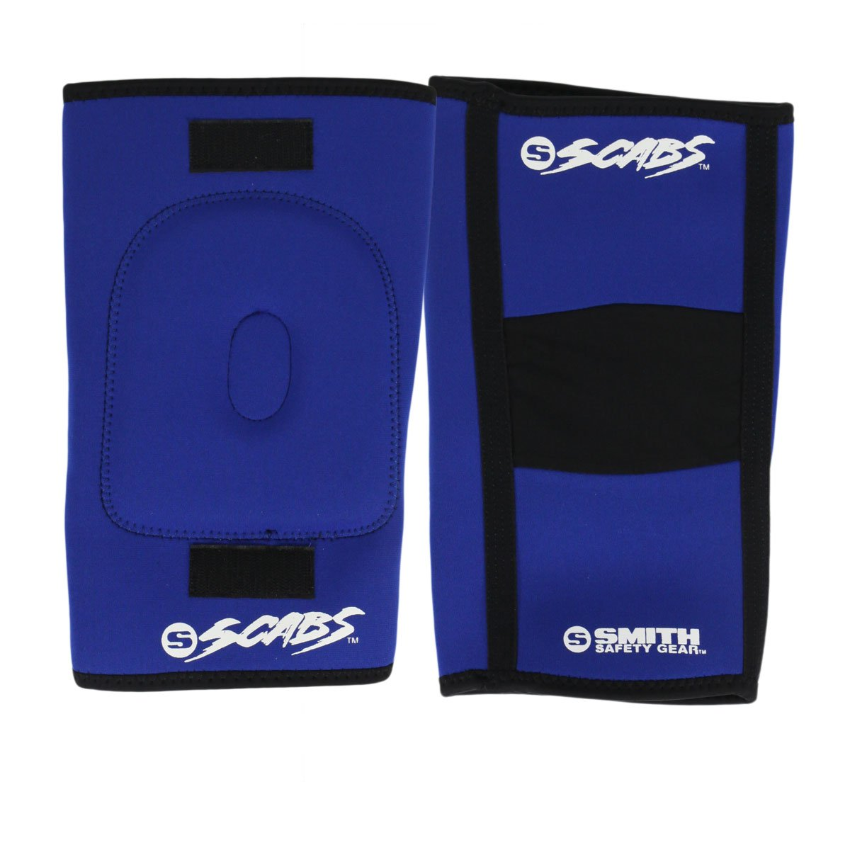Smith Safety Gear Knee Gasket Set, Blue, Large