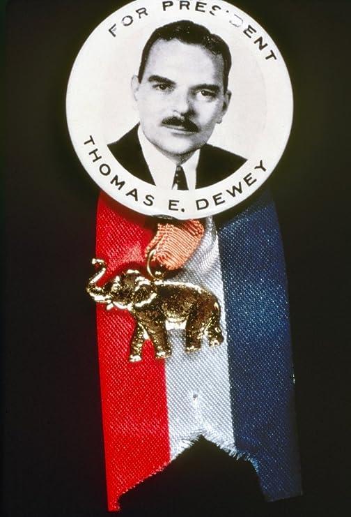 Reproduction THOMAS E DEWEY FOR PRESIDENT Political Campaign Pin