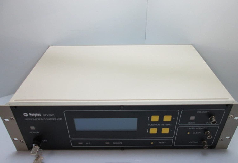 Polytec OFV-3001 Laser Vibrometer Controller: Amazon com