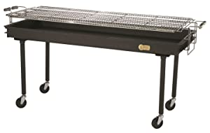 """Crown Verity BM-60 Charcoal Grill 60"""""""