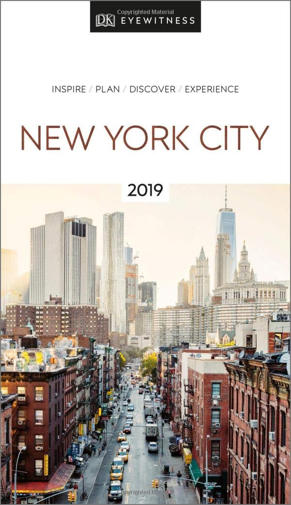 DK Eyewitness Travel Guide New York City: 2019 by DK Eyewitness Travel