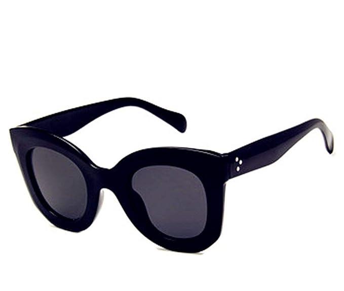 Amazon.com: Design Cat Eye Sunglasses Women Sun Glasses ...