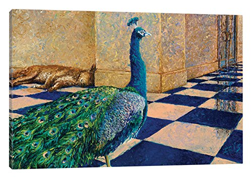 iCanvasART My Thai Peacock Canvas Print by Iris Scott, 40'' x 1.5'' x 60'' by iCanvasART