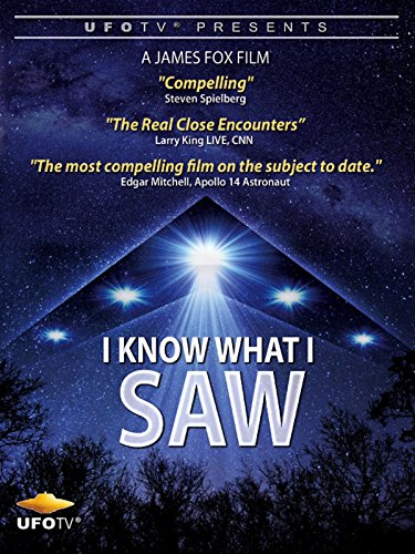 UFOTV Presence: I Know What I Saw