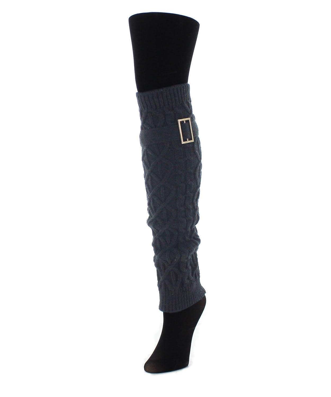 MeMoi Leg Warmers   Slouchy Leg Warmers   Buckle Braided