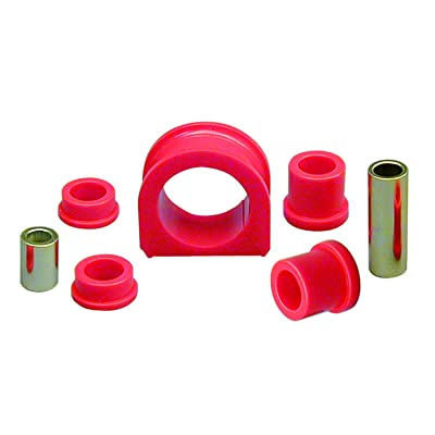 Prothane 18-701 Red Steering Rack Bushing Kit: Automotive