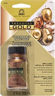 product image for FolkArt Treasure Gold Paint, Copper 2 Fl Oz