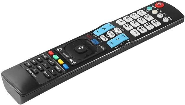 Reemplazo Universal del Control Remoto de Smart TV para LG AKB73275605 Control Remoto del televisor Sistema de Sistema de calefacción 3D LED LCD TV: Amazon.es: Electrónica