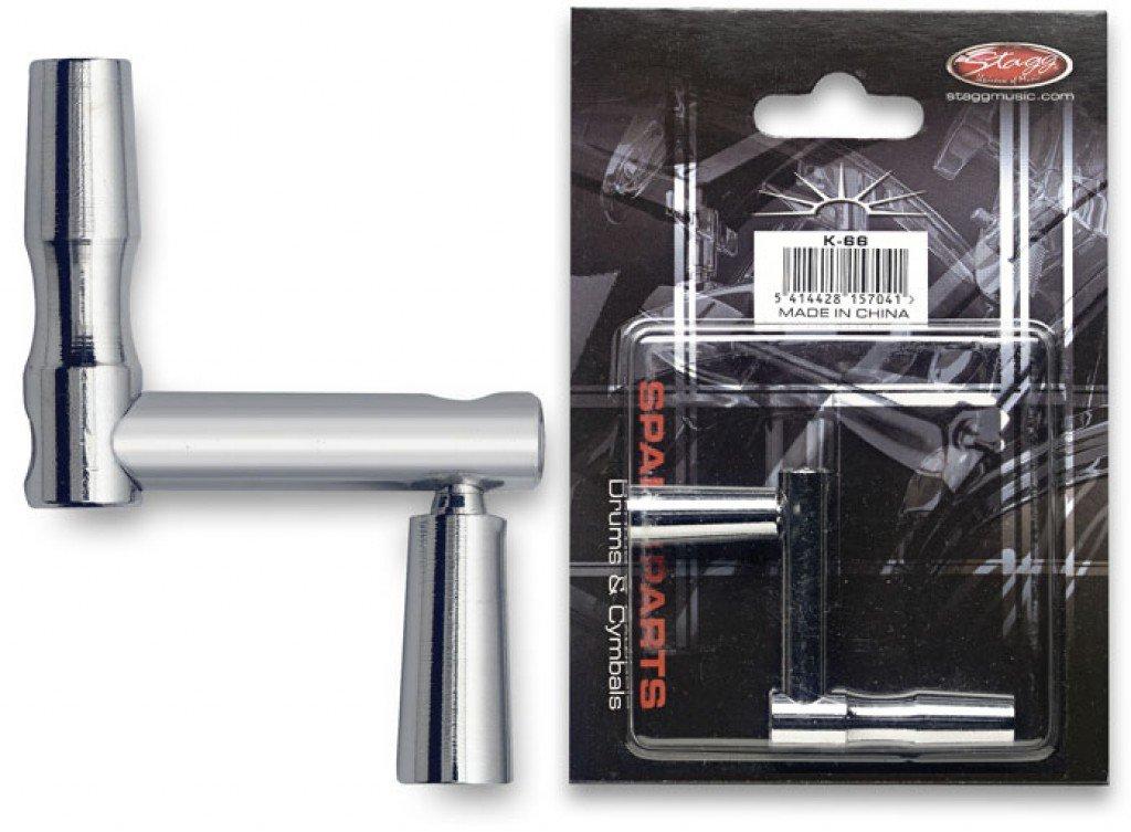 Stagg 15704/manovella chiave per accordatura batteria