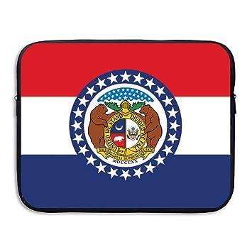 21638164f673 Amazon.com: Missouri-state-flag Original Design 15 Inch Padding ...