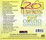 20 Exitos Navidenos De Odilio Gonzalez