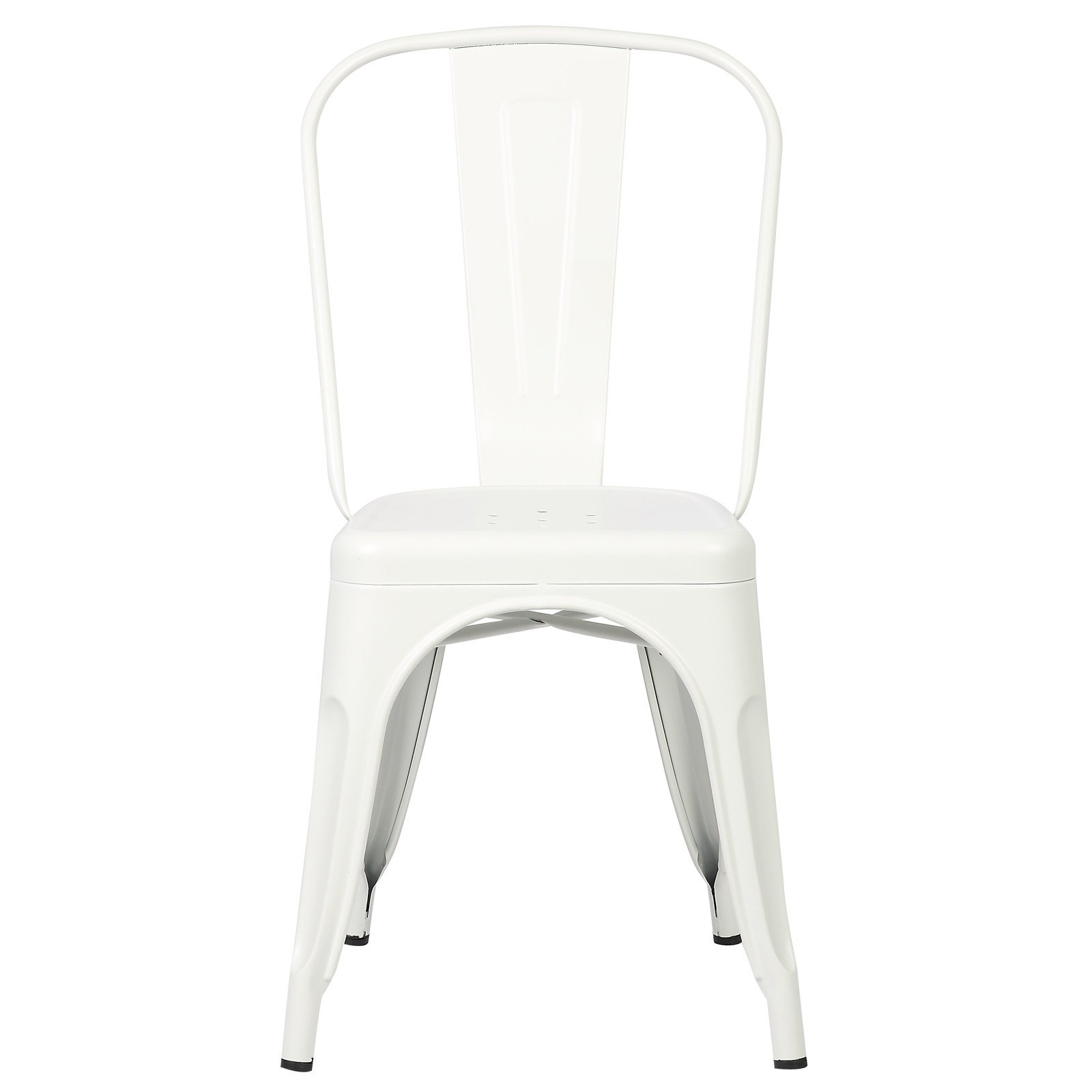 Poly and Bark Trattoria Side Chair in White (Set of 4) - EM-112-WHI ...