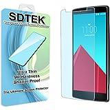 SDTEK LG G4 Vetro Temperato Pellicola Protettiva Protezione Protettore Glass Screen Protector