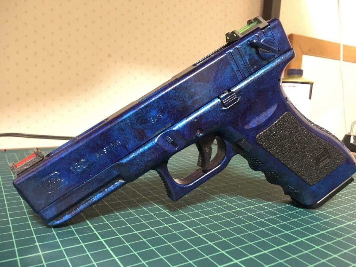 東京マルイ 電動ハンドガン g18c glock リポ仕様 4 B07S94529B