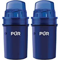 PUR Faster Basic Water Pitcher Replacement Filter (Pack of 2), 2 Pack