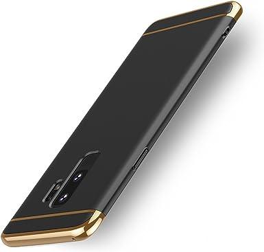 SDB Funda Galaxy S9 Slim Carcasa Case, Estilo Simple Ultra Crash ...