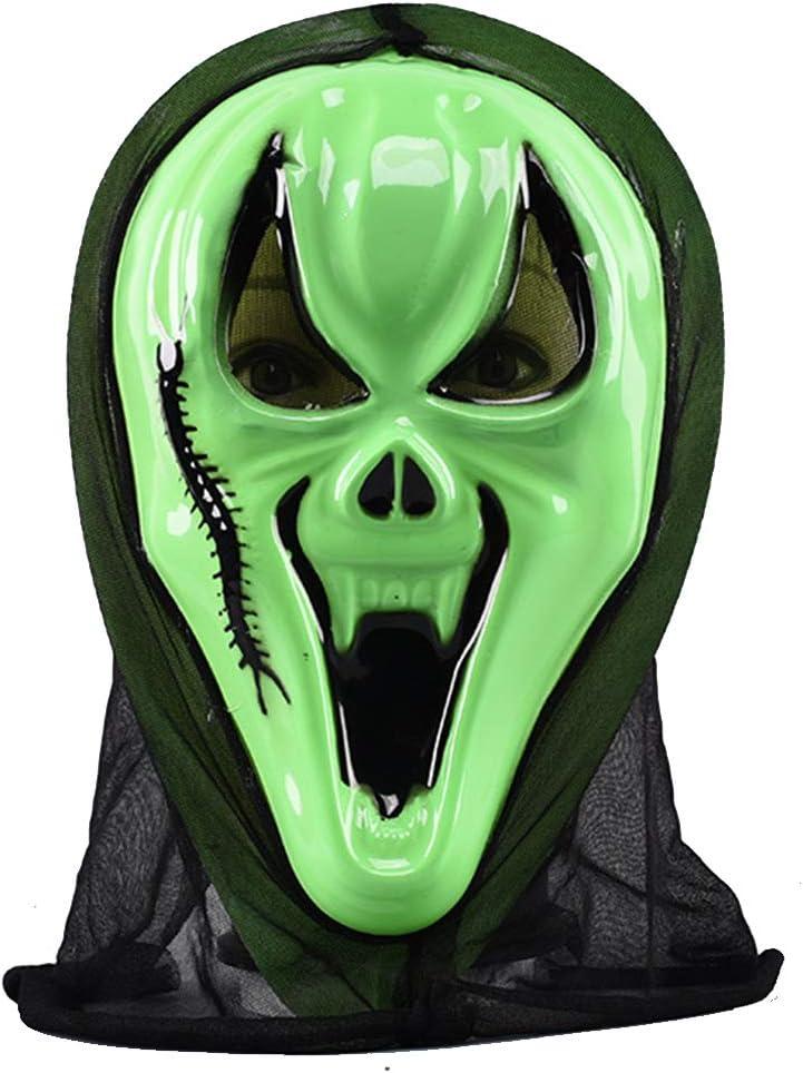 Gusano De Mil Pies Máscara Halloween, Disfraz Mascarada Adjunto ...