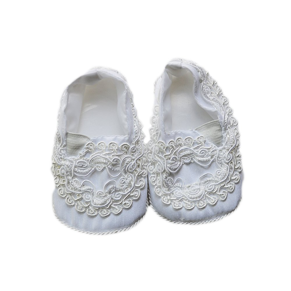 Grahmart B003 Christening//Baptism Shoes Baby Boy