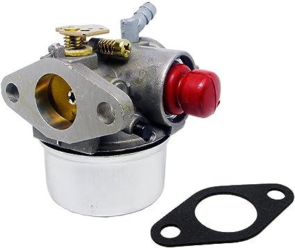 "Details about  /Tecumseh 632208 Carburetor Carb for 1985 Craftsman 9/"" 2.5 H.P EDGER"