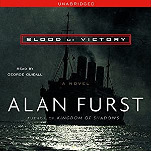 Blood of Victory Audiobook