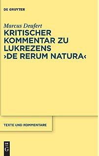 de rerum natura libri vi bibliotheca scriptorum graecorum et romanorum teubneriana