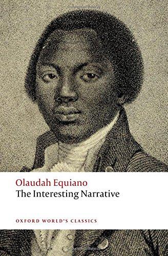 The Interesting Narrative  Oxford World's Classics