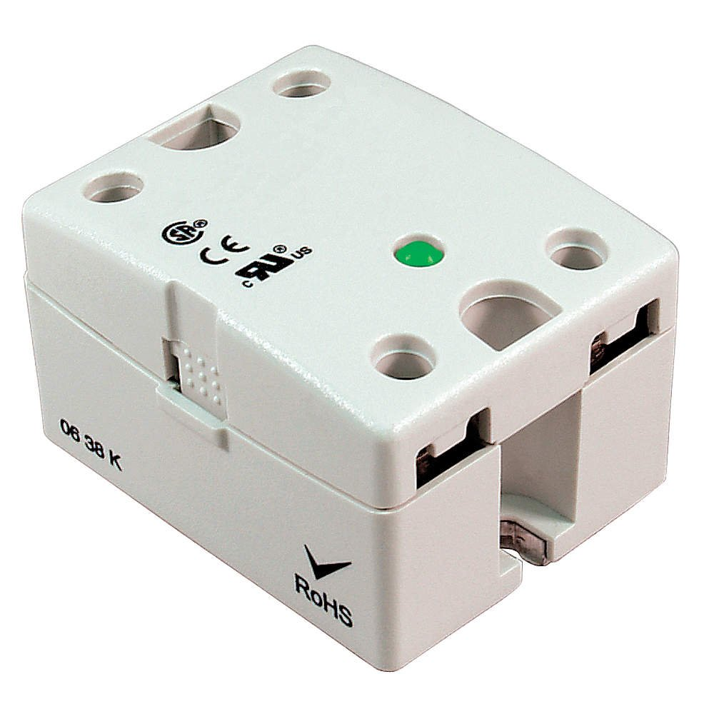 Solid State Relay, 3 to 32VDC, 40A by Schneider Electric