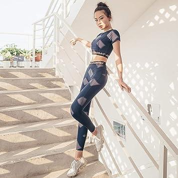 MAIMOMO Pantalones Pirata De Fitness para Mujertraje De Yoga Traje ...