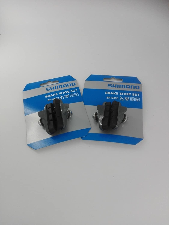 Shimano Bremsschuh BR-6403 2 Paar  Ultegra Rennrad Fixie Single Speed