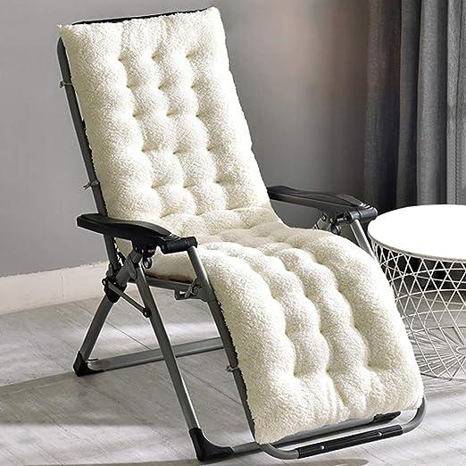 Cushion Perfect Cojines para Tumbona de jardín, Cojines para ...