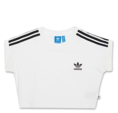 9949f4d77c0 adidas Women's Crop Top at Amazon Women's Clothing store: