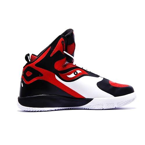 JDShoes - Zapatillas de baloncesto para hombre, color multicolor ...