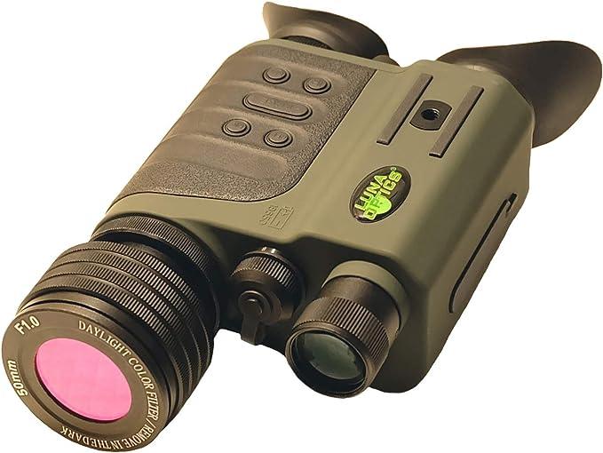 Luna Optics 6-30x50mm Digital G2 Day & Night Vision Binocular - The Best Magnification