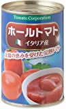トマトコーポレーション ホールトマト(イタリア産) 4号缶 400g×24個