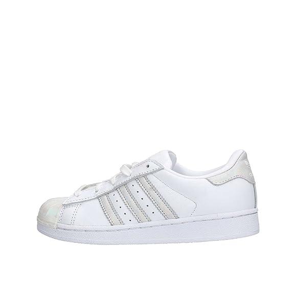 pick up 82a4c 96c6e adidas Originals CQ2734 Sneakers Bambino Bianco 32 Amazon.it Scarpe e  borse