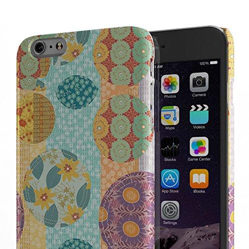 Koveru Back Cover Case for Apple iPhone 6 Plus - Multi Color Pattern