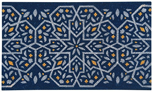 Now Designs 3075178 Doormat Medina