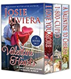 Valentine Hearts: A Sweet and Wholesome Romantic Bundle