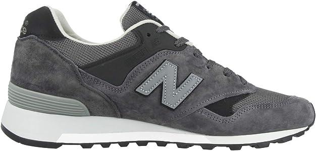 Ordenador portátil Sin lugar a dudas mineral  New Balance Men's M577DGG Trail Running Shoe, Gris Oscuro, 1 UK:  Amazon.co.uk: Shoes & Bags
