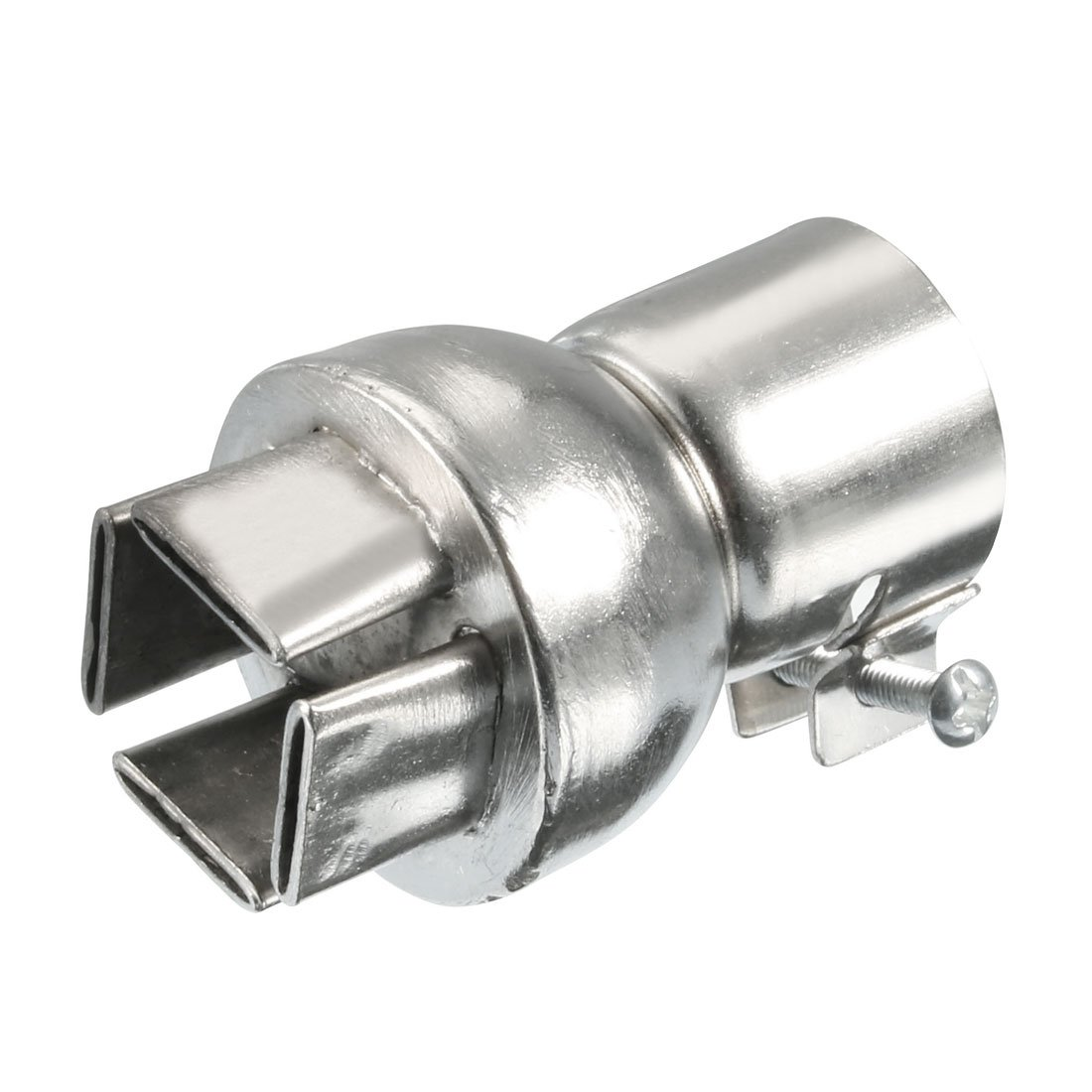 uxcell Stainless Steel BQFP 17x17mm Nozzle for 850D SMD Hot Air Rework Station