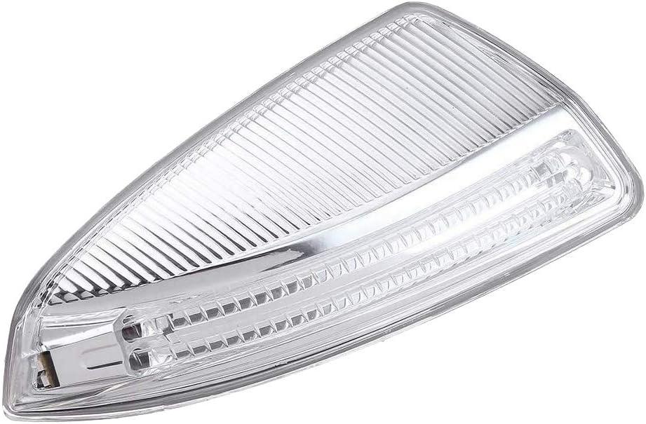 Luz de Se?Al de Giro del Espejo de ala de Puerta para Mercedes TOPSALE L/áMparas de Luz LED de Puerta Lateral Derecha W204 W164 ML Class ML300