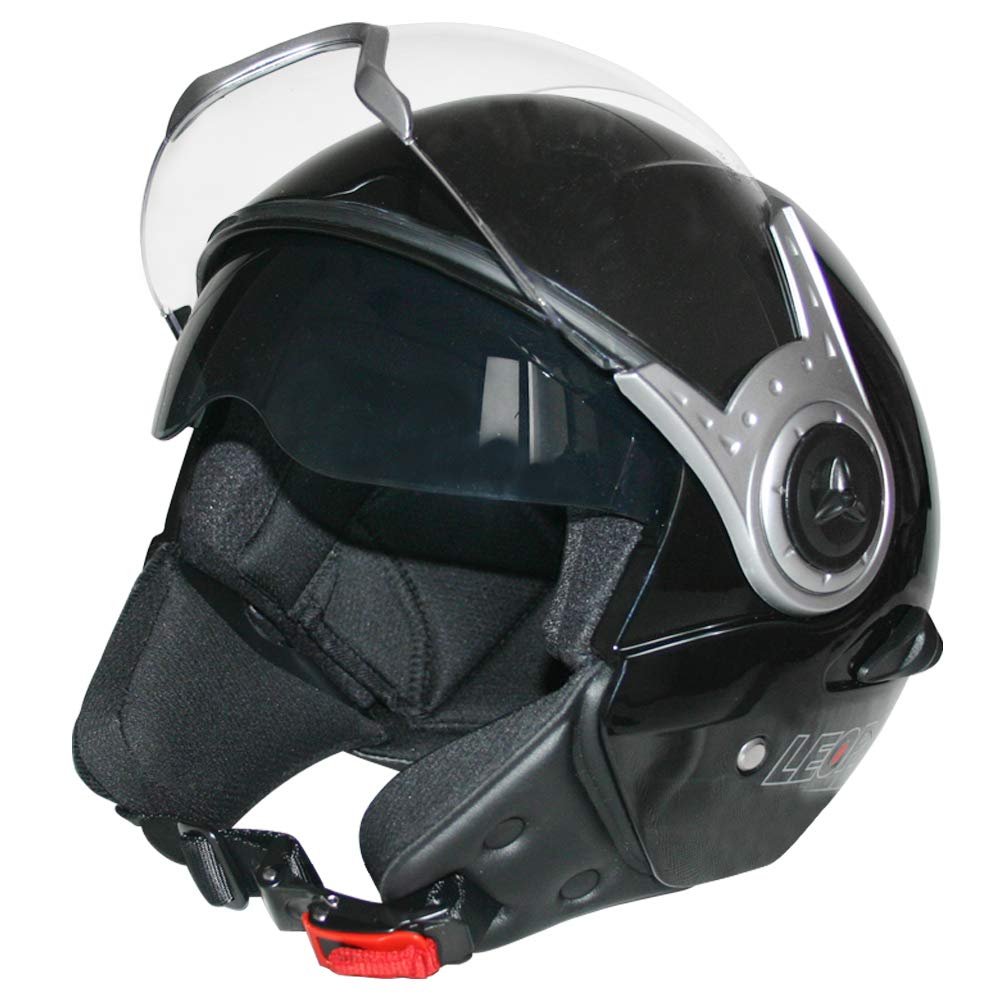 Scooter Biker Chopper Motorcycle Fly Itian/® Eye Protection Helmet Goggles Anti Wind Sand for Raf Pilot Cruisers Motocross